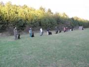Výcviková neděle, 27.listopadu 2011