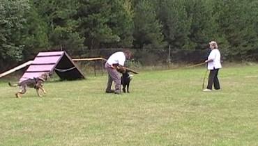 Výcviková neděle, 5.srpna 2012