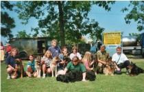 Dětský den, vyšehořovice, červen 1999