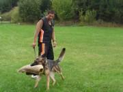 Výcviková neděle, Lukáš, 18.září 2011